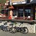 Pause appréciée à Jeizinen après près de +1000m à vélo