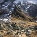 Blick zurück zur Blauseelicke und dem Rothorn und Hillehorn