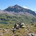 Blick vom Col du Demècre zum Grand Chavalard