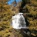 La Cascata in Biandino
