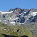 Scalettagletscher mit Piz Grialetsch.