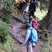 Wandern machte auch den Kleinen Spaß :-)