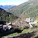 <b>Alle 11:00 pervengo a Curiglia (670 m), l'unico centro abitato del versante sinistro della Valle Veddasca. </b>