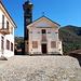 <b>Località Due Cossani (556 m) - Chiesa di Santa Elisabetta.</b>