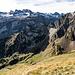 ... und  nach Süden mit einigen wichtigen Gipfeln der Kantone Uri und Obwalden.