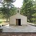 Schöne Kapelle am Wegrand