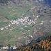 Ardez: Aussicht von Piz Giarsinom