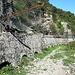 der Kanal ist wieder da,Steinschlagnetze fangen den Steinschlag auf