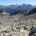 Fast ist das Plateau auf 2900m wieder erreicht.