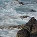 Mi diverto a fotografare il mare in attesa del pulmino