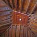 Particolare del tetto