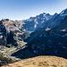 Veschper auf dem Alpschelehubel mit grandiosem Blick zum direkt gegenüberliegenden Oeschinensee und die ihn bergenden Berge (bekomm ich dafür eigentlich ein Alliterations-Honorar?)