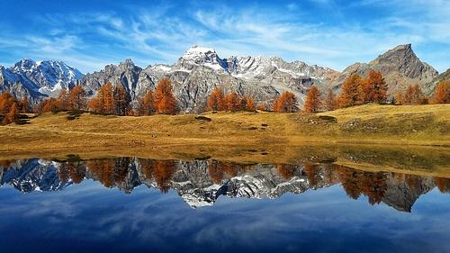 Lago del Sangiatto superiore
