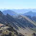 Blick zur Bernina-Gruppe