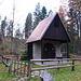 Kapelle bei der Röhrlmoosalm