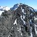 Übergang zum Hauptgipfel des Altels 3629m