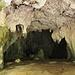 La bellissima Grotta dei Baffoni