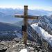 Gipfelkreuz des Altels 3629m