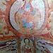 .. Christus in der Mandorla - ein typisches Motiv der Romanik.