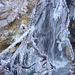 Ice art in the creek.