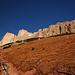 Abstieg zur Paolina Hütte