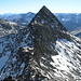 Piz Gaglianera 3121m - Nordwestgrat im Aufstieg