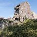 Von der Bourgruine Löwenstein gelangten wir in wenigen Minuten hinauf auf den Schlossberg, der von der Hohenbourg gekrönt ist.