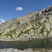 Lago Azzurro und Surettahorn.