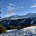 Les Churfirsten et le Toggenburg ont des pentes nord, donc encore bien enneigées