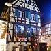 Herrlicher Weihnachtsschmuck in Turckheim.