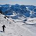 01.01.2020 - ein Prachttag für Skitouren...
