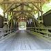 Il ponte in località Canè