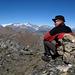 Gipfelglück mit Blick zu den Berner Alpen