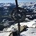 Gipfelkreuz Lenzer Horn 2906m