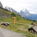 Grosse Scheidegg, Eiger