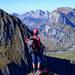 [U Alpin_Rise] geniesst die Aussicht vom Schiffberg