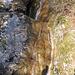 Die Wasserfälle im Bachtobel.
