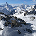 Matterhorn vom  Pfulwe