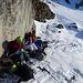 Bain de soleil studieux dans la descente (image Alpin_Rise)