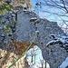 Der Torbogen bei der Tüfels-Chuchi