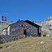 """La Chamanna d'Es~cha 2594 m, meraviglioso esempio di """"vero"""" rifugio alpino..."""
