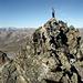 la vetta del Piz Val Müra a 3162 m.