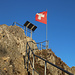Tour vom 2.2.2020:<br /><br />Immer wieder schön, der Gipfel der Belchenflue (1098,8m).