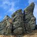 Punta Graziosa a sx e Punta Carina a dx