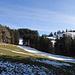 rechts oben ist der Kaienspitz, wenn es genügend Schnee hat sind auf dem Kaienspitz auch Touren-Skifahrer anzutreffen, für eine Kurztour ist der Kaienspitz allemal geeignet.