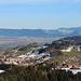 herrliches Panorama über den Bodensee und Heiden