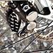 <b>1. Pinze freni a quattro pistoni Shimano BR-MT-420.</b>