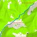 <b>Tracciato GPS Roccolo di Loasa (parte alta).</b>