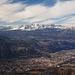 Trento mit Adamello und Brenta
