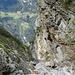 Blick durch die Auriglia-Schlucht auf Landarenca